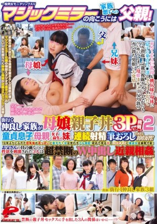 DVDMS-057 In General Men And Women Monitoring The Father Of The Family Thought The Other Side Of The AV Magic Mirror Town Go Good Friends Family Is Challenging The Mother And Daughter Oyakodon 3P 1 000 000 Yen After A Two-virgin Son Sister Of The Mother And School Girls Can Continue Ejaculation Brush Wholesale
