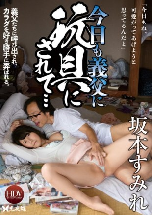 YST-100 Today Is Also The Toy In Father-in-law Sumire Sakamoto