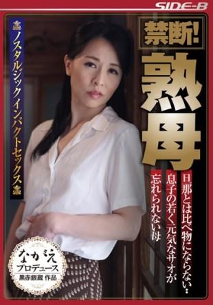 NSPS-539 Forbidden Mature Mother Ayako Inoue
