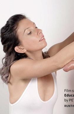 Long lesbian sucking tube