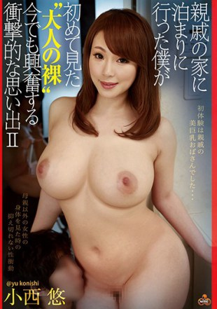 NITR-317 I Went To Stay At My Relatives 39 House I Saw It For The First Time 39 nakedness Of Adults 39 Shocking Memories That Are Excited Even Now Ei Konishi