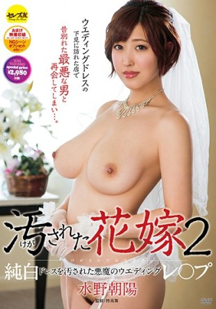 CESD-410 Stained Bride 2 Mizuno Chaoyang