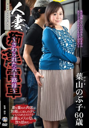IRO-21 Married Molester Train – Was Touched Musoji Mother-Nobuko Hayama