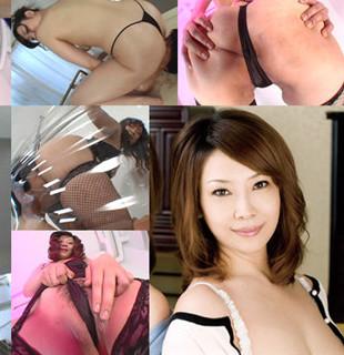 Jukujo-club 7224 熟女倶楽部 7224 愛川咲樹 無修正動画「巨尻フェチズム」第1話