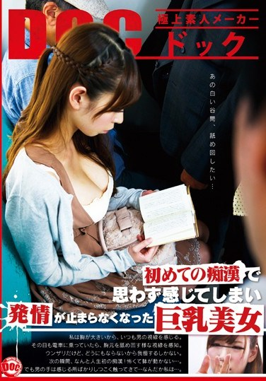 [RDT-204] Busty Babe Has Her First Experience With A Molester But Unintentionally Loves It