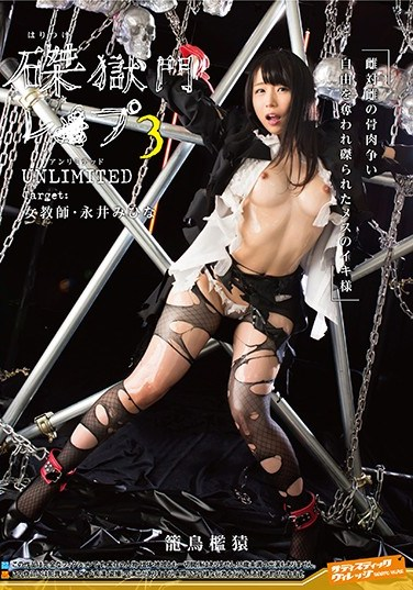 [SVDVD-644] The Gates Of Crucified Hell Rape 3 UNLIMITED The Target: A Female Teacher Mihina Nagai