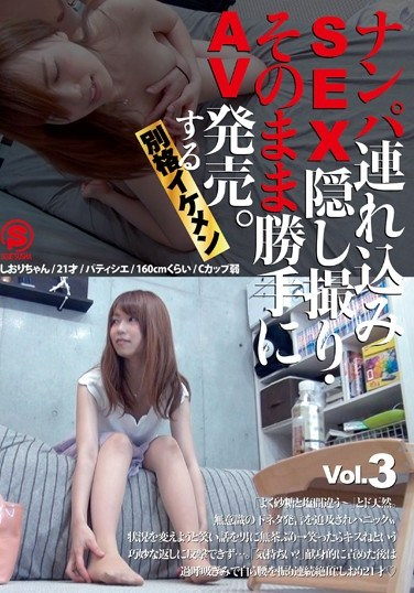 [SNTL-003] Take Her To A Hotel, Film The SEX On Hidden Camera, And Sell It As Porn. A Seriously Handsome Guy vol. 3