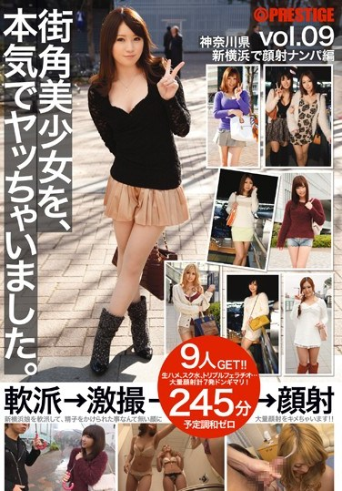 [TOR-011] I Totally Fucked A Beautiful Girl Off The Street. vol. 09