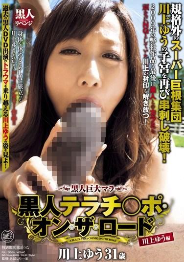 [BDD-30] Huge black Mara black Tera dick on the road. Yu Kawakami Compilation.