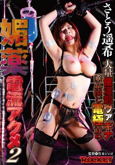 [RCT-534] Aphrodisiac Electric Orgasms 2 Haruki Sato