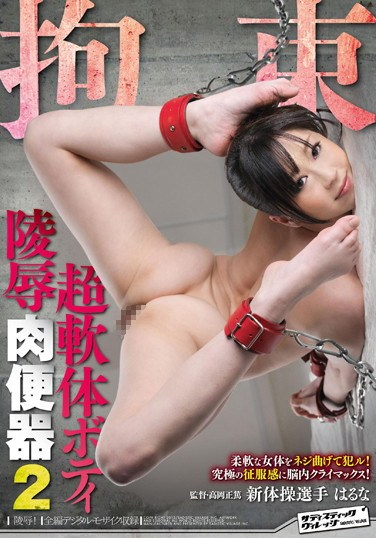 [SVDVD-288] Tied Up! Sex Object With Super Soft Body Disgraced 2
