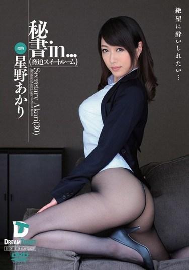 "[VDD-105] A Secretary in… ""Sweet Room of Coercion"" Akari Hoshino"