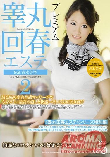ARM-211 Este sexual rejuvenation testicle premium 2 feat.Misora Aoki