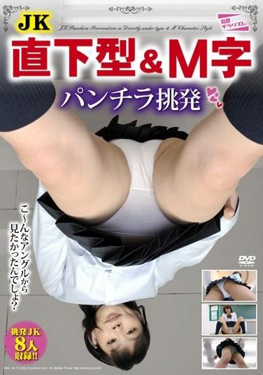 PARM-006 Skirt & M Character Provocation Epicentral JK