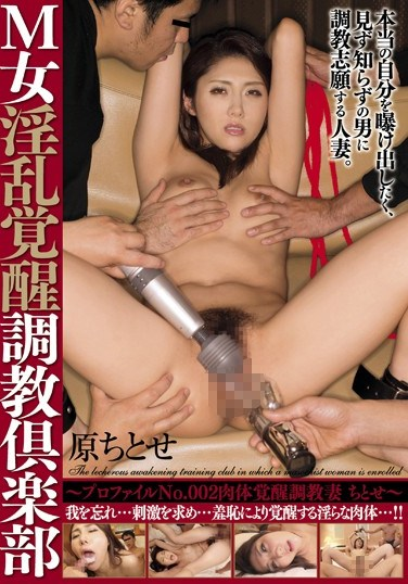 [AVSA-017] Dirty Masochistic Women's Discipline Club -Profile No.002 Carnal Awakening And Discipline Chitose-