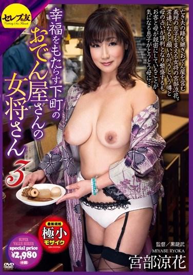 [CESD-113] The Hostess Of A Lucky Oden Restaurant Downtown 3 Ryoka Miyabe