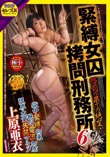 [CETD-178] Bondage Correctional Facility for Women 6 – The Despair Of Extreme Punishment. Tied Up In Prison For Electric S&M Torture Until She Pisses Herself With Cum Ai Uehara