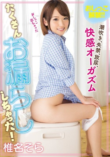 [MIAD-919] Squirting, Pissing, Golden Shower, Lots Of Leaking Orgasms! Sora Shina
