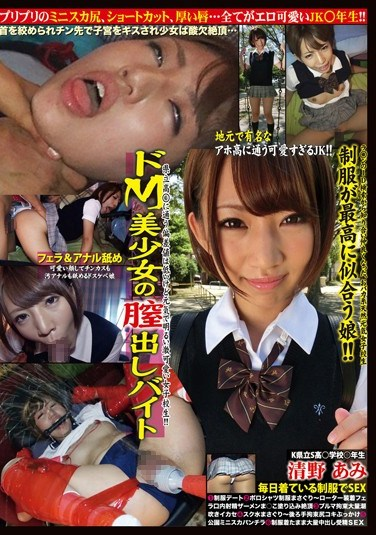 [NYGW-001] Masochistic Beautiful Girl's Pussy Job Ami Seino