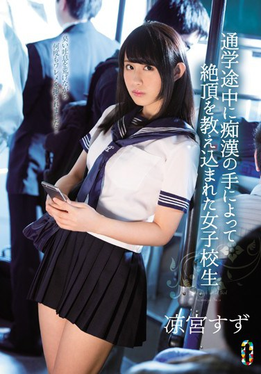 [TEAM-092] The Schoolgirl Who Learns About Orgasms By The Hands Of Molesters While On Her Way To School