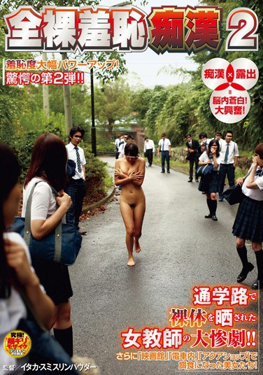 [NHDTA-605] All Nude Shame Molester 2