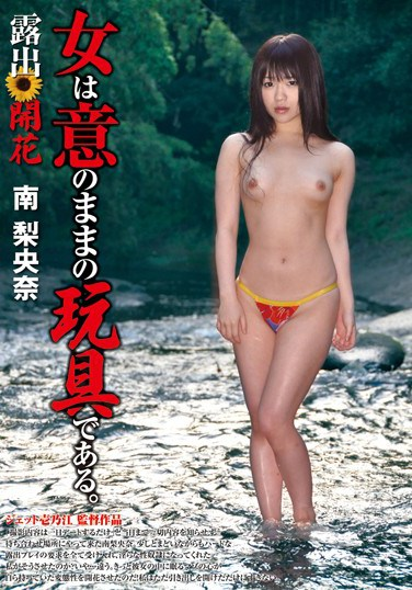 PSI-241 Women Are Willing Toys. Young Exhibitionist Riona Minami