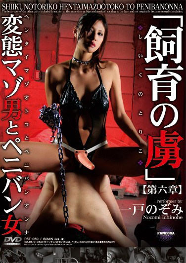 PST-06d Lust Slave Training Perverted Masochistic Man And A Strap-On Woman (Chapter 6)