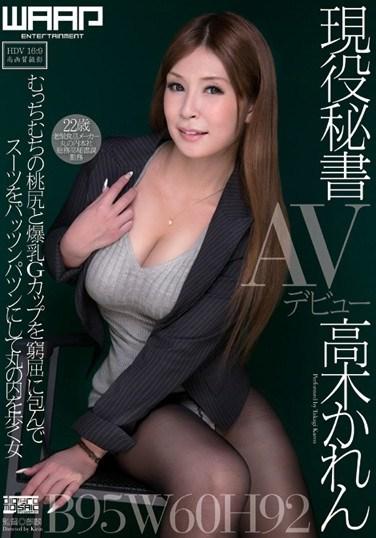 WSS-221 Real Life Secretary Makes Her AV Debut Karen Takagi