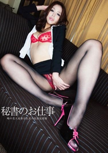 DSOT-005 Secretary's Job! Super Cute Secretary Taking Care Of The Company President' Sexual Desires Erika Nishino