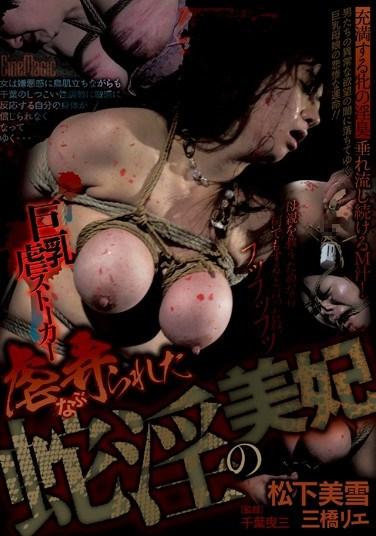 CMC-141 Big Tits Abusive Stalkers Beautiful Princesses Victimized By The Groping Serpents Yuki Matsushita Rie Mitsuhashi