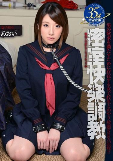 MDTM-193 Private Room Ecstasy Breaking In Schoolgirl Aoi