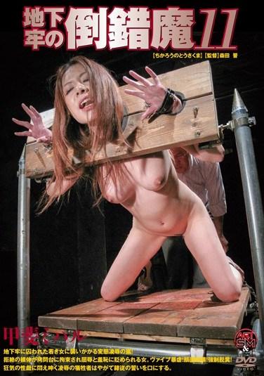 ADVO-044 Pervert in the Dungeon 11 Miharu Kai