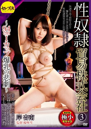 CETD-192 The Sex Slave Trading Company 3 – The Tragedy Of 94cm I Cup Colossal Tits – A Beautiful Married Woman Is Held Hostage Inside A Hospital For Bondage And Confinement And Sex Slave Torture Training Anna Kishi