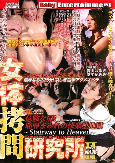 DBNG-016 Female Body Torture Research Institute, Second, Demon's Junction vol. 16