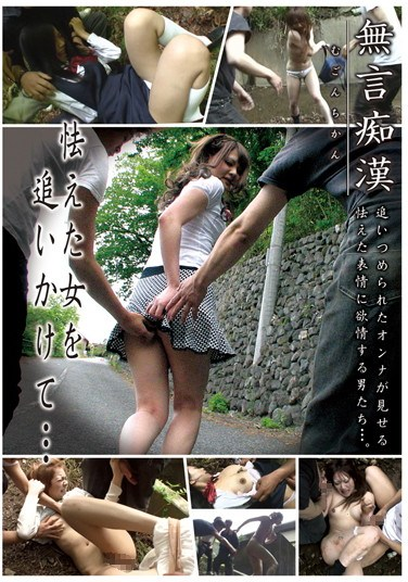 DMAT-075 Silent Molestation. Chasing After Frightened Girls