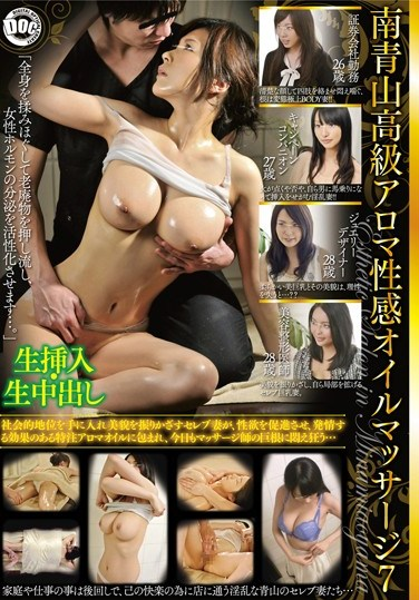 SCH-011 High Class Aroma Oil Fucking Massage In Minami-Aoyama 7