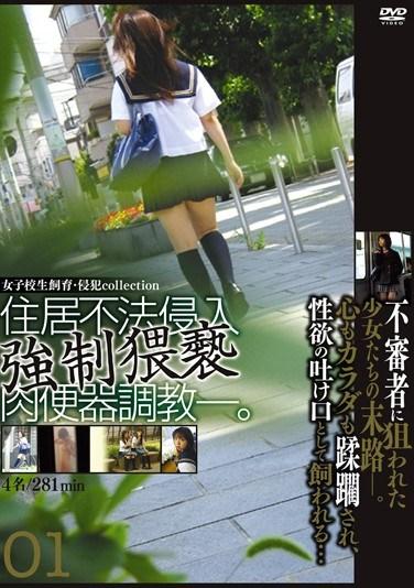 M-2078 Schoolgirl Cattle – Violation Collection