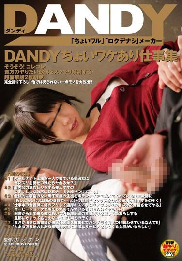 DANDY-362 D ANDY Different Jobs Same Services Collection