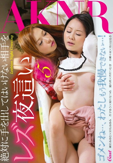 FSET-381 Sneaking Into Bed For Lesbian Sex 5