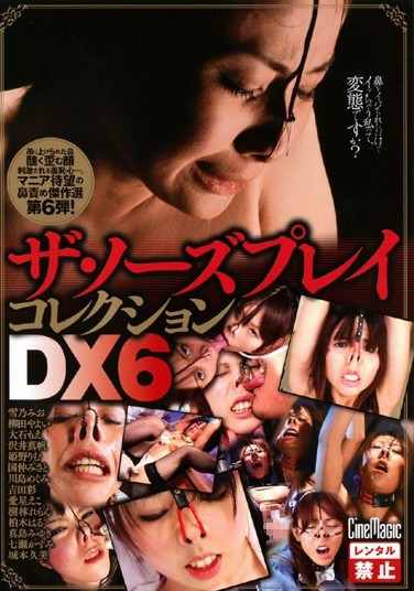 CMC-034 The Nose Play Collection DX 6