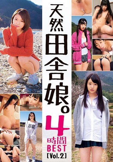 JKSR-325 Natural Airhead Country Girls 4 Hour Best Of (Vol. 2)