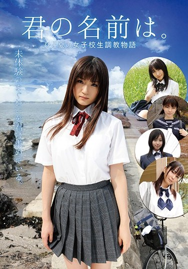 AMGZ-051 Your Name The Story Of One Summer Spent Breaking In A Schoolgirl
