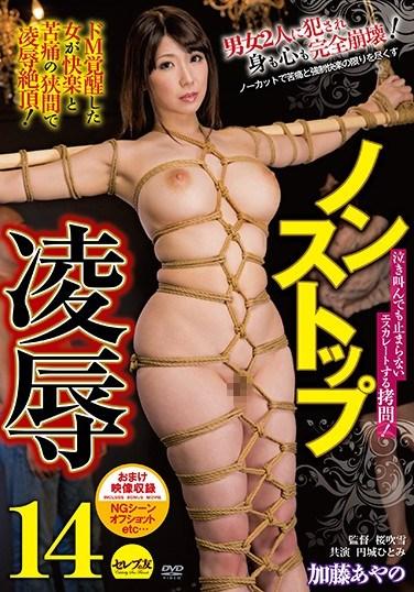 CETD-297 Non-Stop Torture & Rape 14 Ayano Fuji