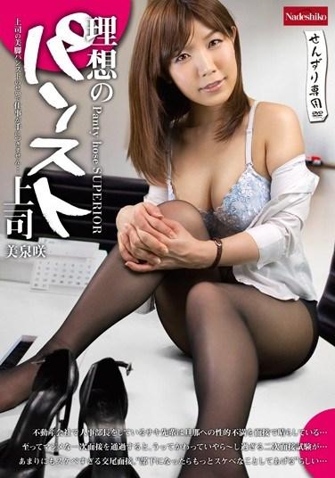 NATR-137 Ideal Pantyhose Boss Saki Mizumi