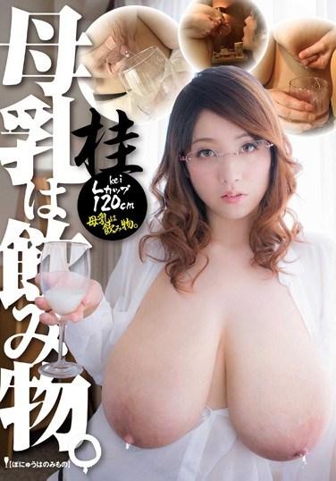 OHO-040 Breast Milk is a Beverage. Katsura 120cm L-Cups