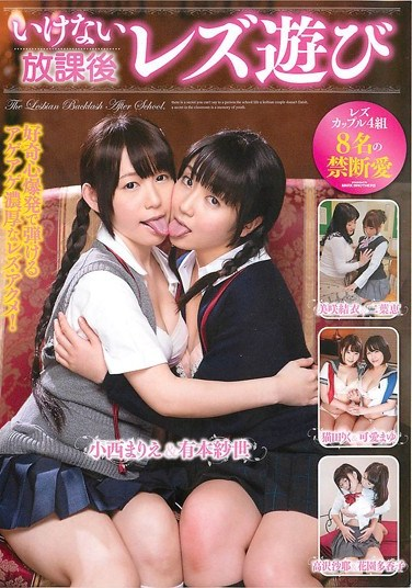 SMA-778 Forbidden Lesbian Plays After School