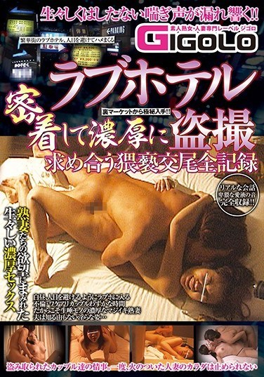GIGL-523 Love Hotel Voyeur – Complete Series Of Filthy Encounters Between Passionately Entwined Couples