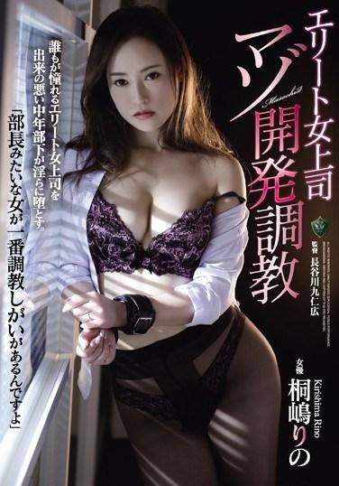 RBD-934 Elite Female Boss Masochist Training, Rino Kirishima