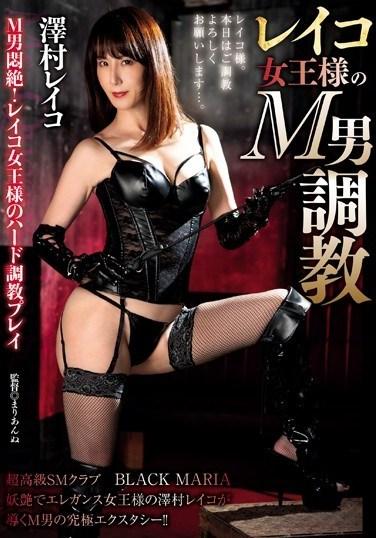 AVSA-105 Queen Reiko Is Breaking In A Maso Man Reiko Sawamura
