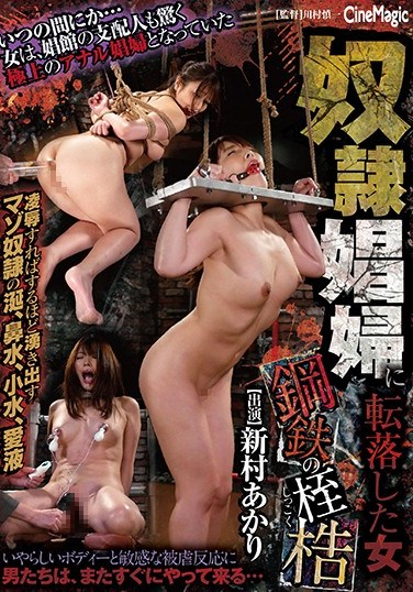CMC-228 A Woman Whose Downfall Ended When She Became A Sex Slut Whore The Iron Bonds Akari Niimura